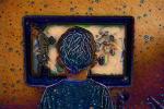 Kinder hocken zu lang vor dem Bildschirm