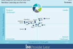 »Data Analytics«-Markt: Machine Learning – Preise sinken, die Produktreife steigt