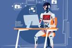 Von KI profitiert die Cybersicherheit - aber auch die Cyberkriminalität
